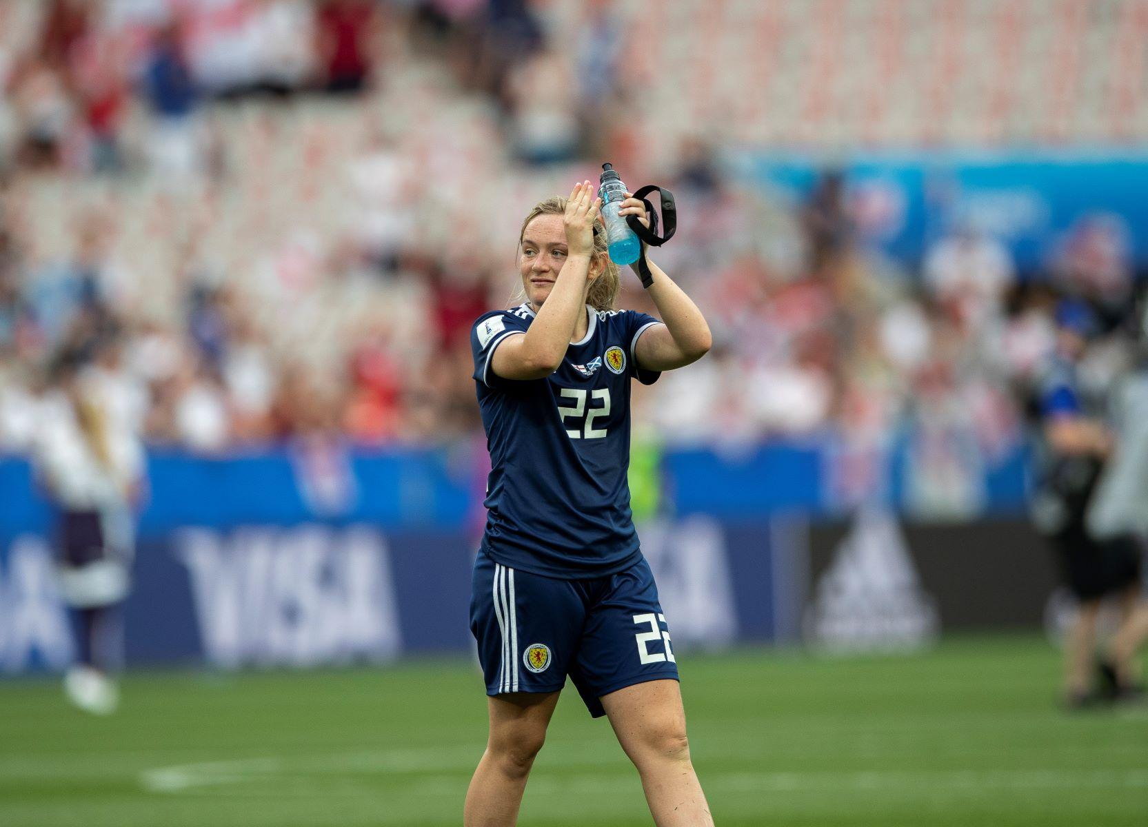 Scotland won 5-0 in Albania