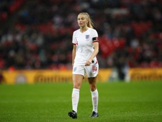 leah williamson got England's winner