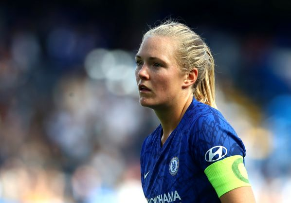 Magdalena Eriksson got Chelsea's winner