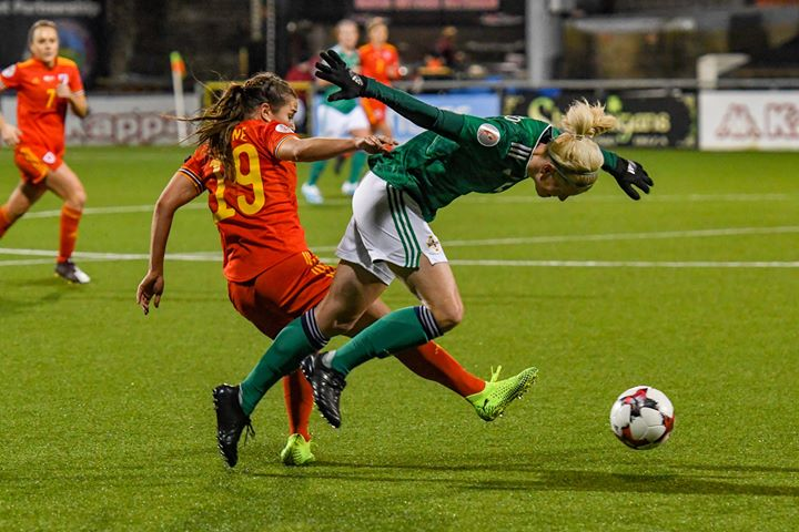 Northern Ireland held Wales 0-0