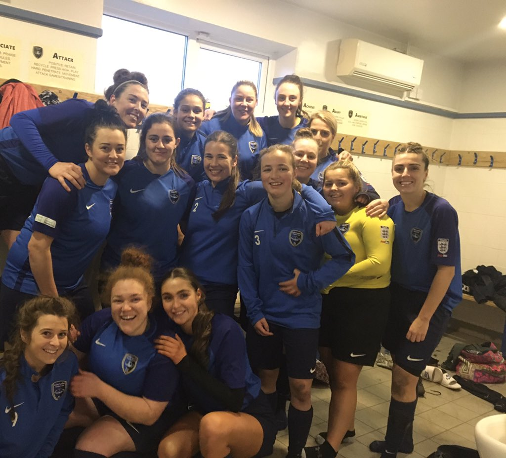Liverpool League leaders, Alder Ladies