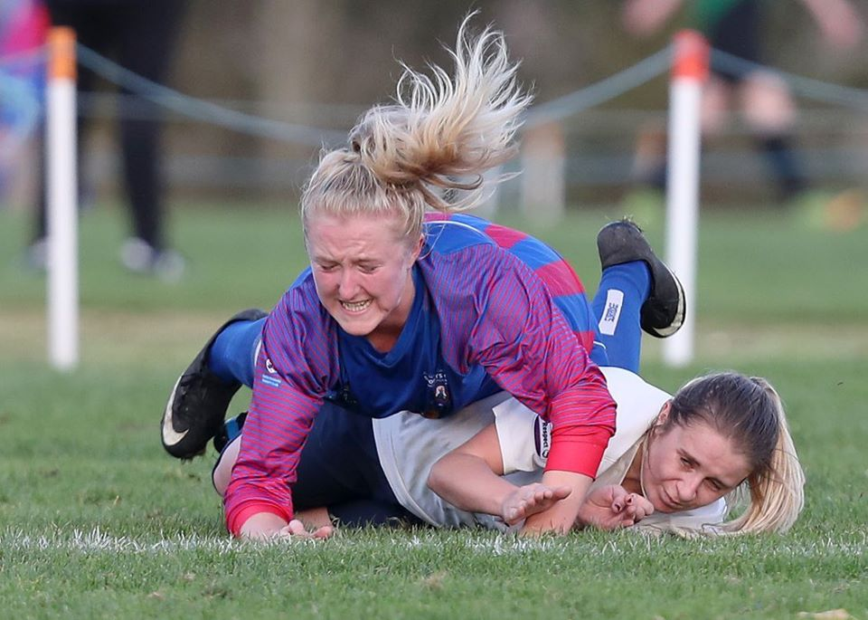 Blackburn Community Women are well-placed for promotion.