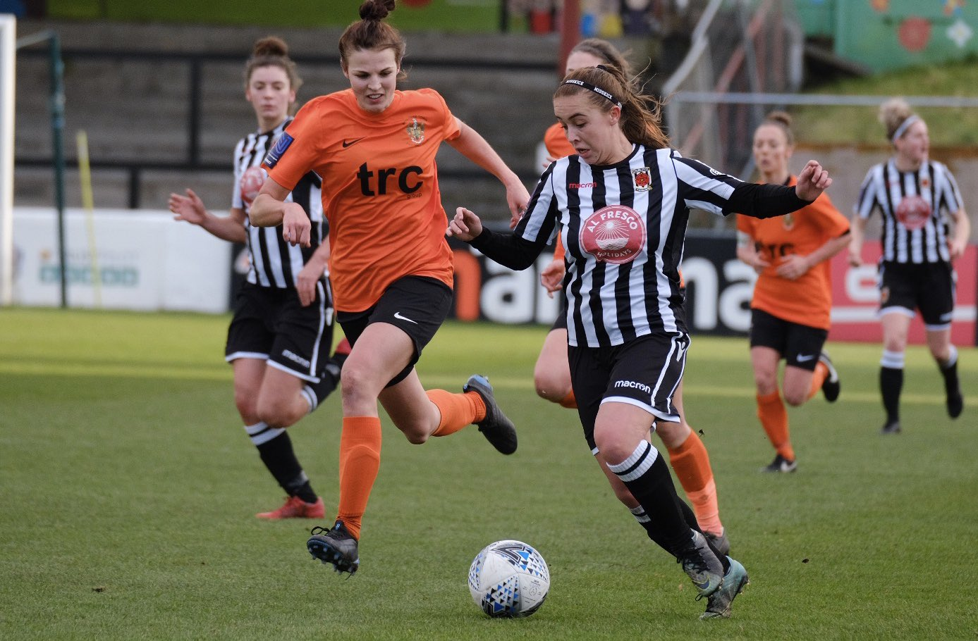Brighouse won after extra-time at Chorley