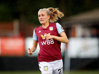 Emma Follis's free-kick gave Villa victory