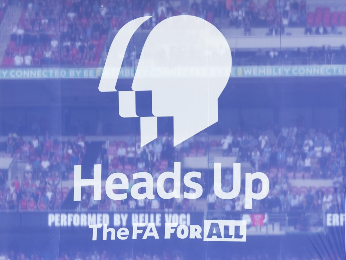 #HeadsUp campaign gets Women's Football's support