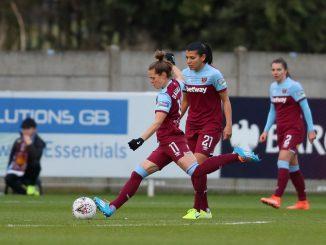 West Ham's Katharina Baunach retires