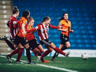 Sheffield United goalscorer, Katie Wilkinson