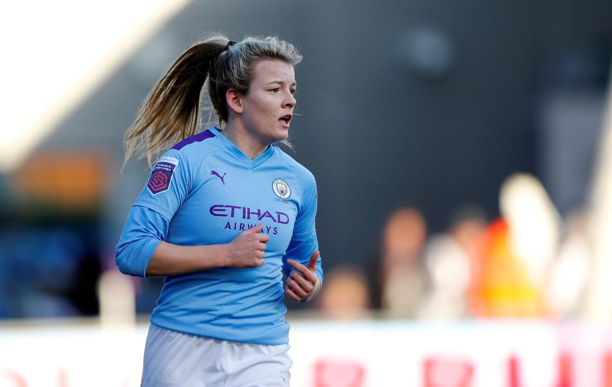 Lauren Hemp signs new Man City contract
