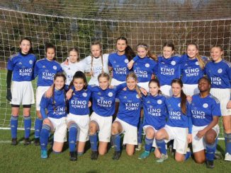 Leicester City made the Girls' Cup semis