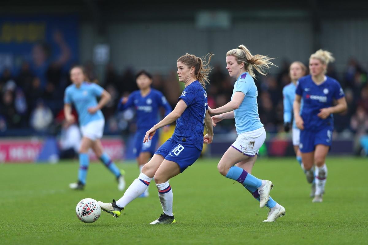 Chelsea's matchwinner, Matren Mjelde
