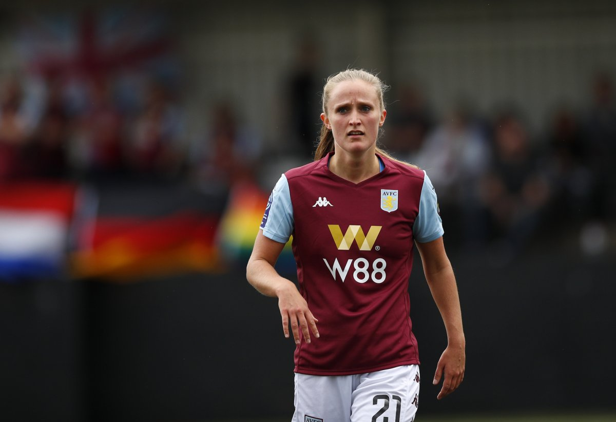 Marisa Ewers made the breakthrough for Aston Villa