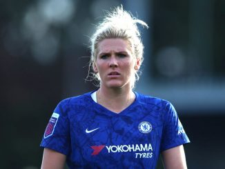 Three-year contract extensino for Millie bright