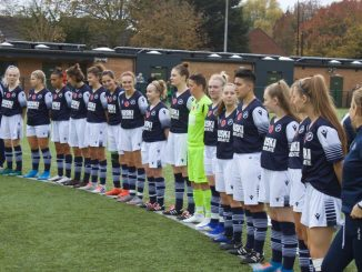 Millwall Lionesses went top of their table