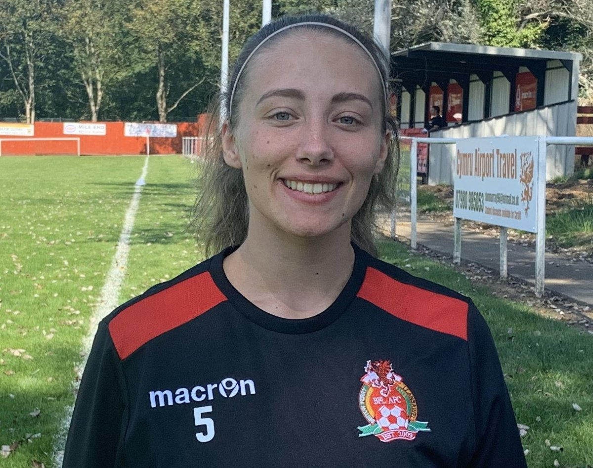 Renee Leigh Day's goal gave Briton Ferry their first win