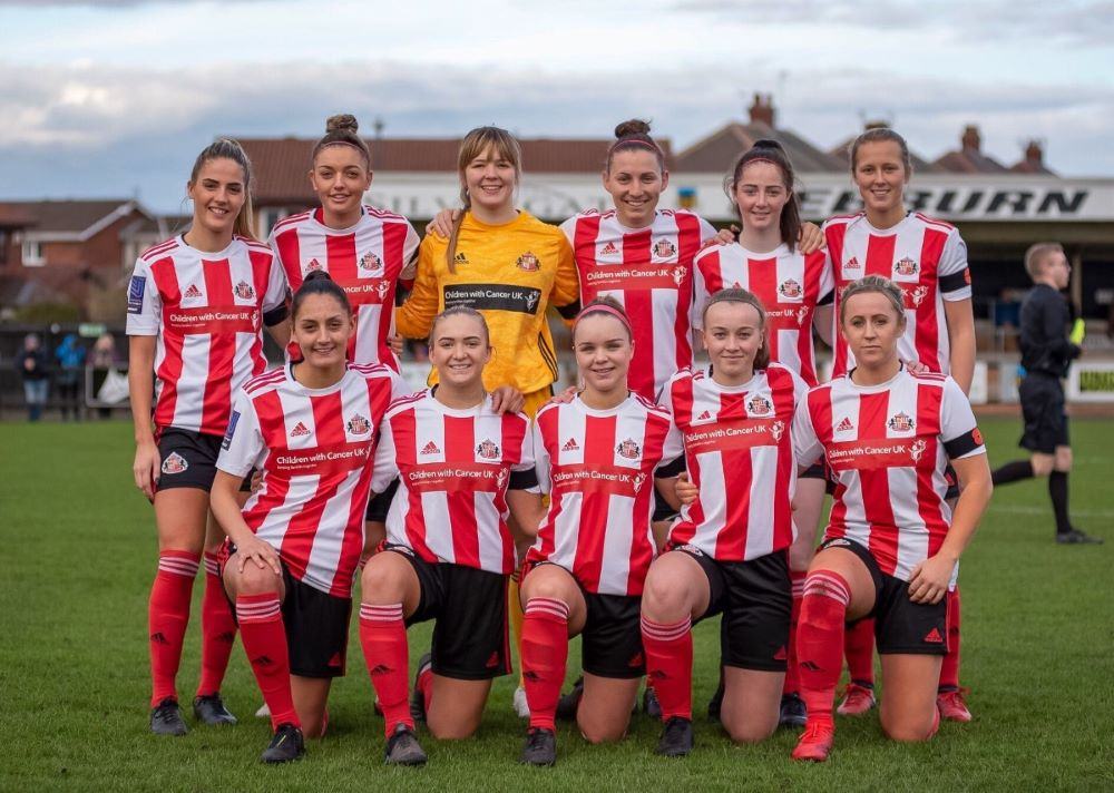 Sunderland into 3rd Round on WFA Cup