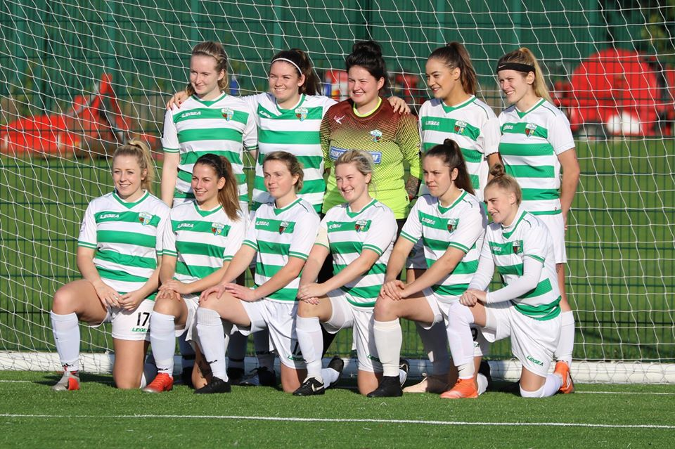 TNS up to third in table