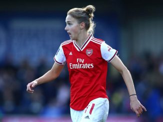 Vivianne Meidema played a huge part in Arsenal's big win