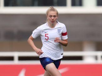 Esme Morgan skippered Fair Play award winners England