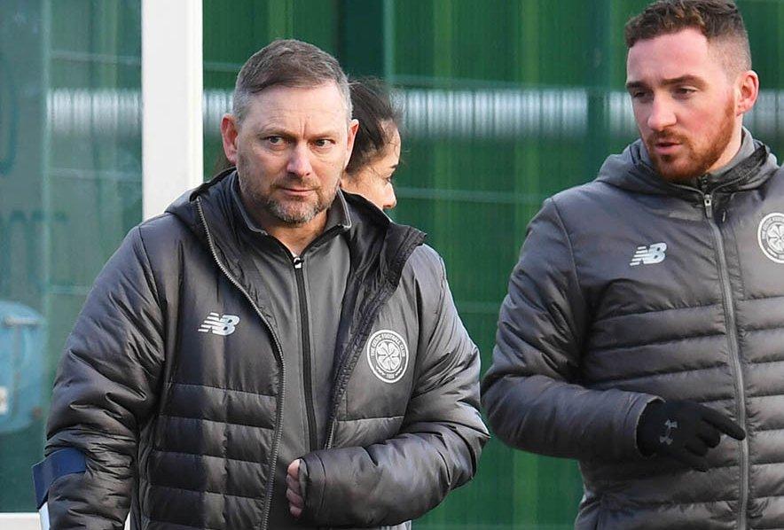 Celtic boss, Eddie Wolecki Black departs