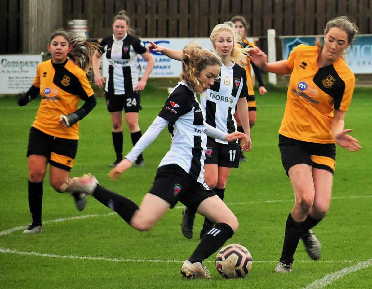 Eight-goal Alnwick Town