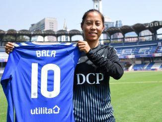 India's Bala Devi signs for Rangers