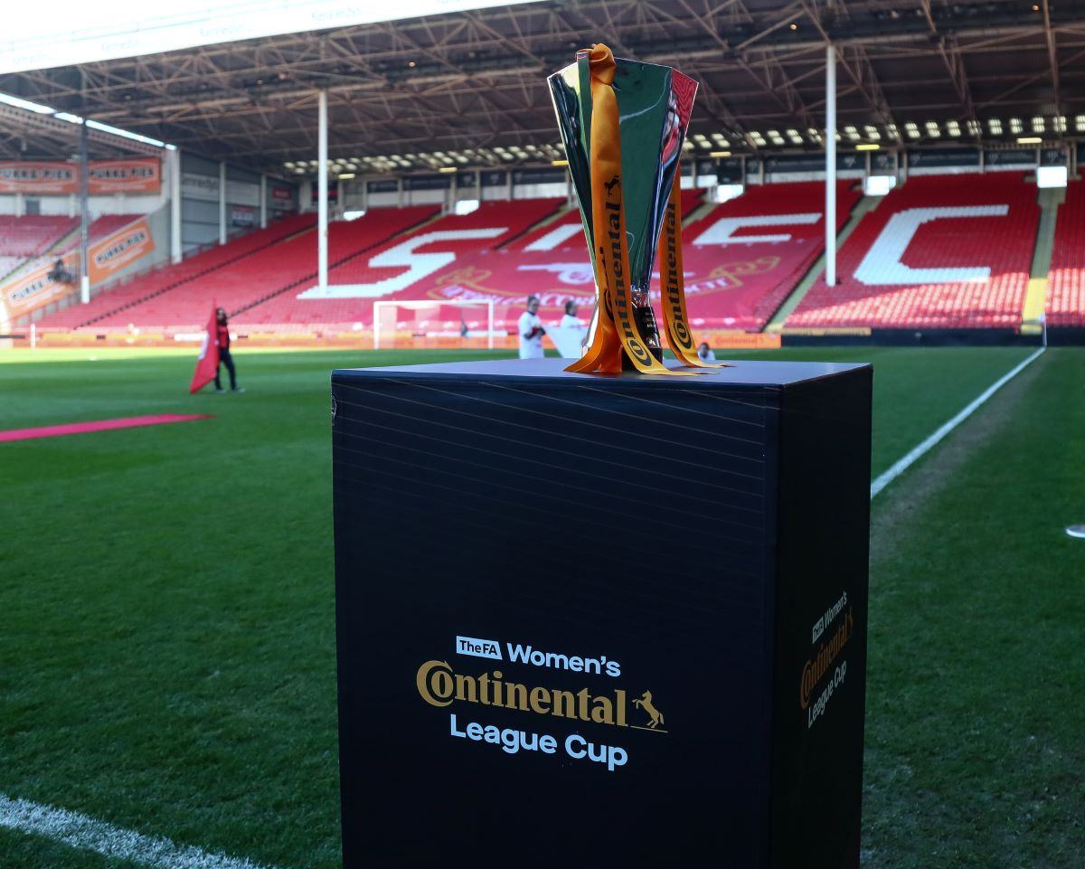 The Continental Tyres Cup semi-final draw keeps local rivals apart