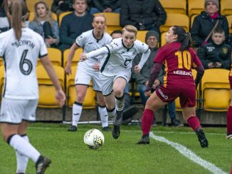 Swansea City edged Cardiff Met 1-0
