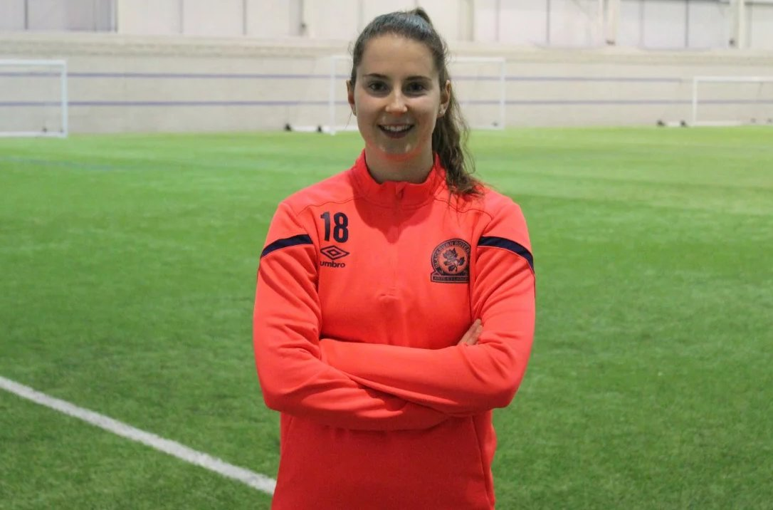 Blackburn Rovers Deadline Day signing, Ellie Fletcher