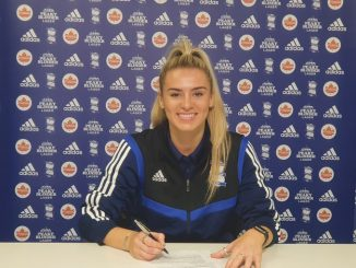 New Birmingha City signing, Emma Kelly