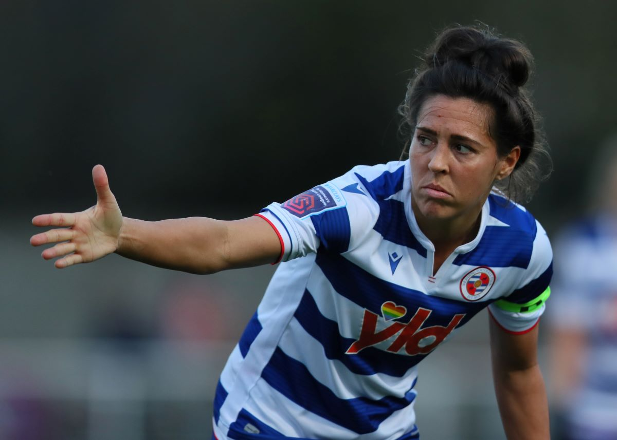 Fara Williams commits to Reading until June 2021.