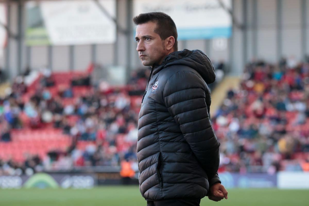 Celtic Women's new head coach, Fran Alonso