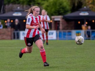 Jessica Brown scored twice to help Sunderland win in WFA Cup