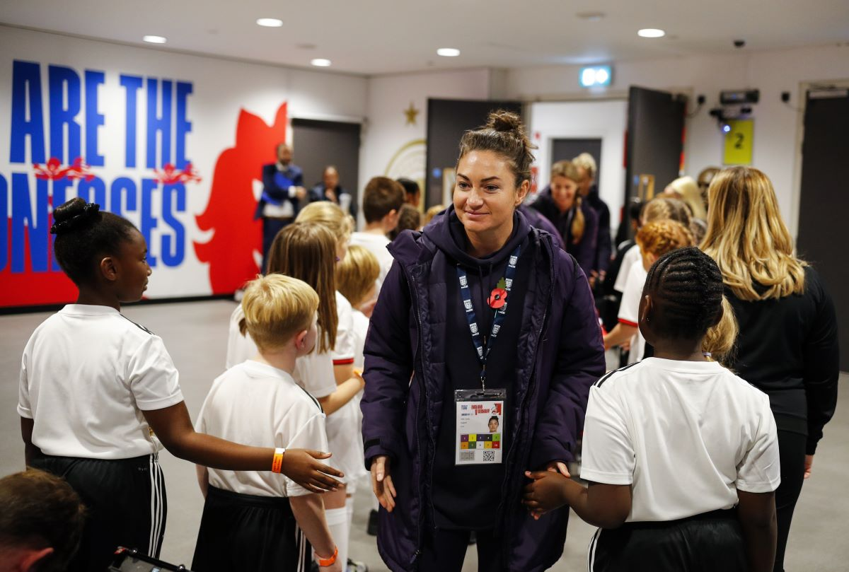 Jodie Taylor is on the new Fifpro GPC