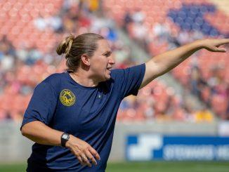 New US WU20 head coach, Laura Harvey