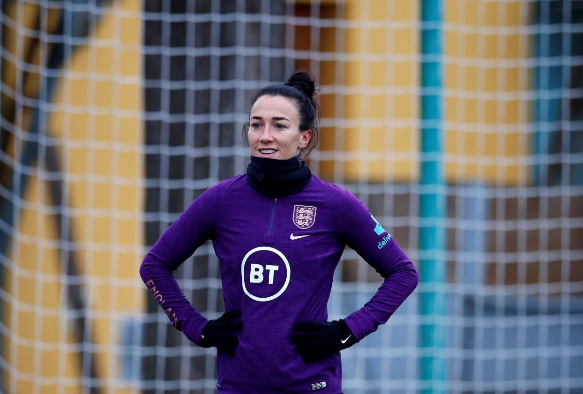 Lucy Bronze voted BT Lionesses Player of the Year for 2019
