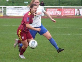 Ipswich Town's hat-trick hero, Maddie Biggs