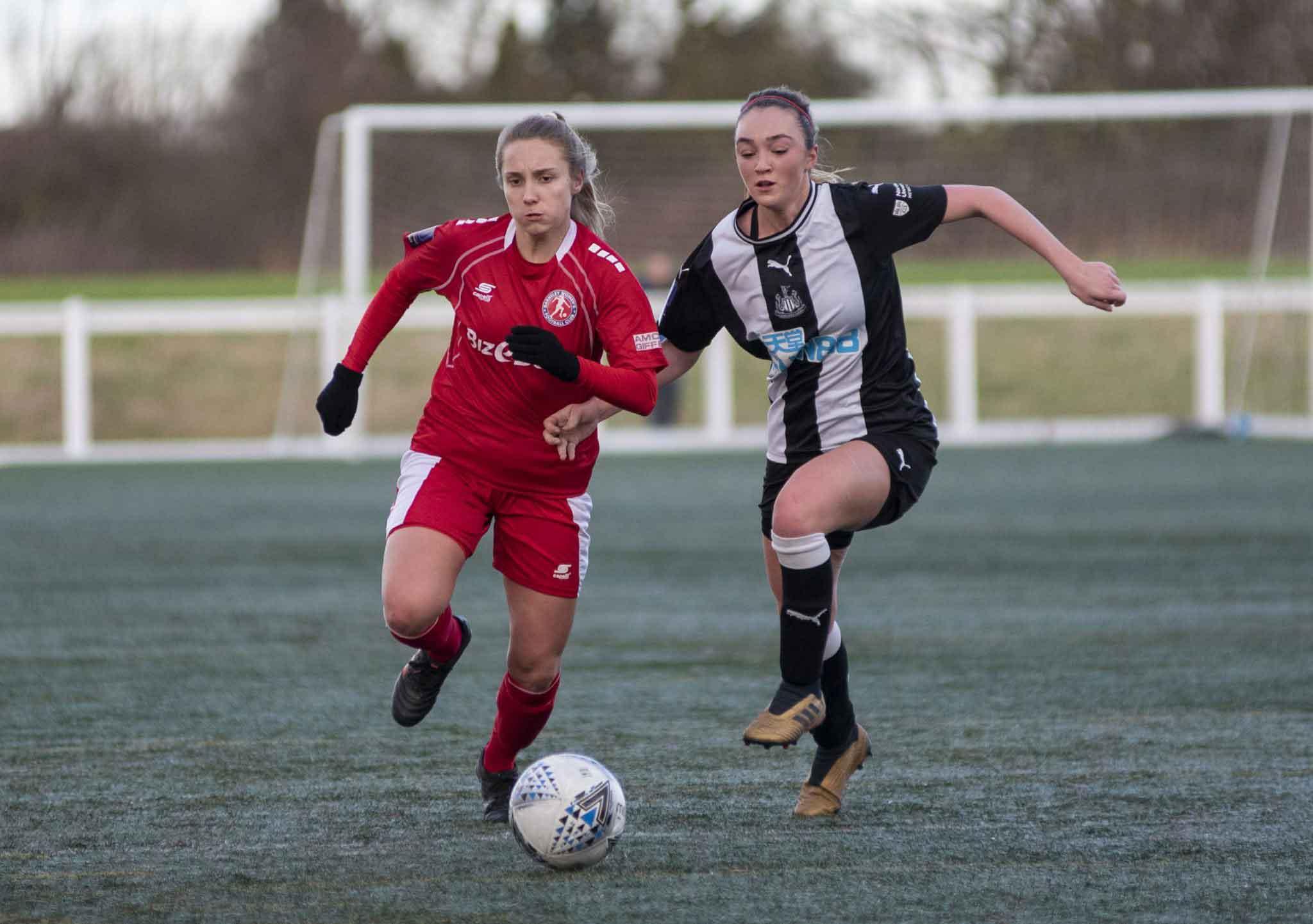 Barnsley won 4-0 at Newcastle United