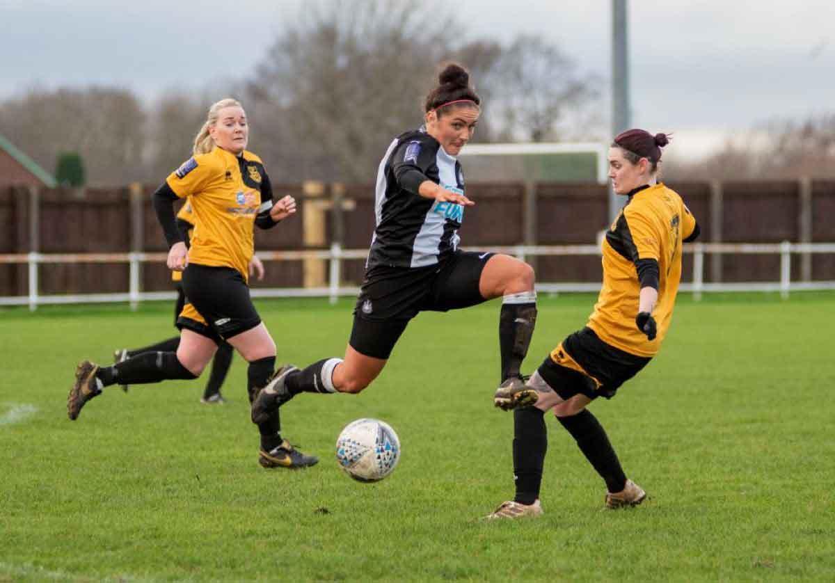 Norton hold Newcastle United
