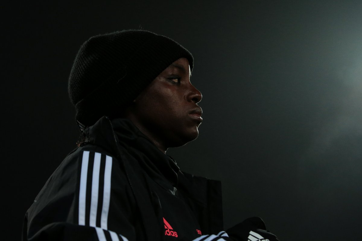 Aston Villa's Sporting Director of Women's Football, Eni Aluko