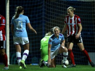 Man City's hat-trick hero, Pauline Bremer