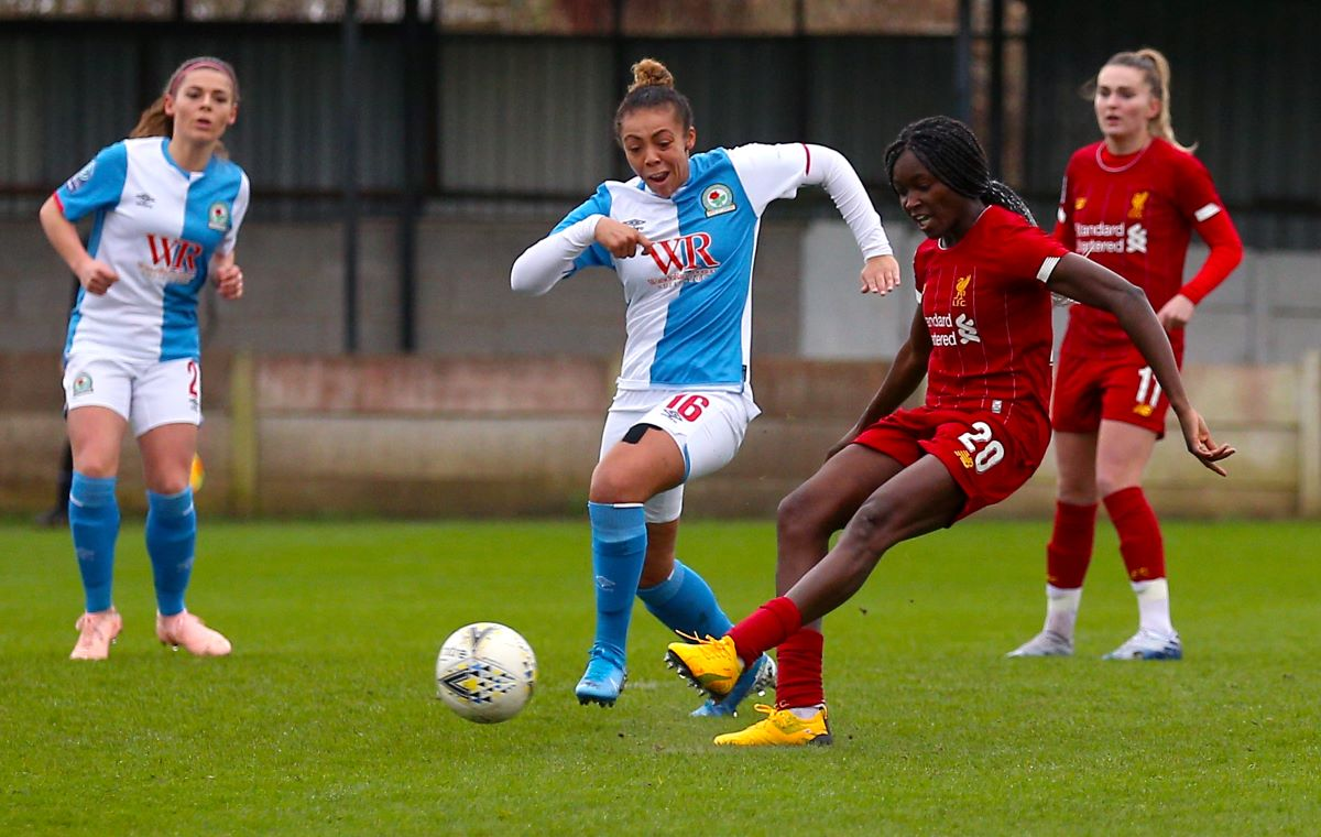 Liverpool's four-goal Rinsola Babajide