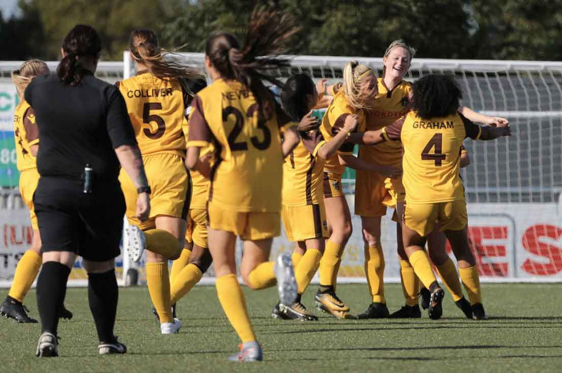 Sutton United beat Spurs 3rds