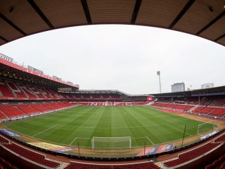The City Ground to host Conti Cup Final
