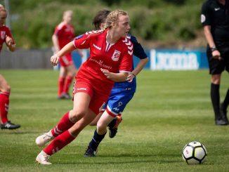 Durham's new signing, Eleanor Dale