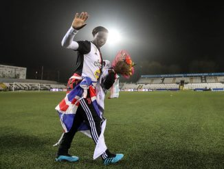 Eniola Aluko restores from professional football
