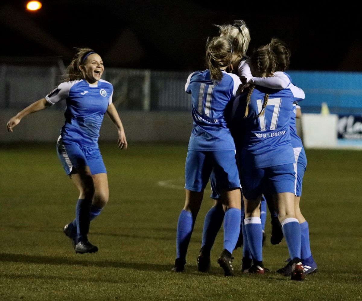 AFC Basildon go third in FA WNL DIvision 1 South East