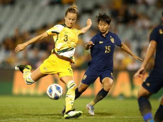Australia v Thailand