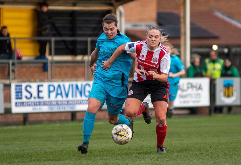 Bridget Galloway believes Sunderland can beat Birmingham City