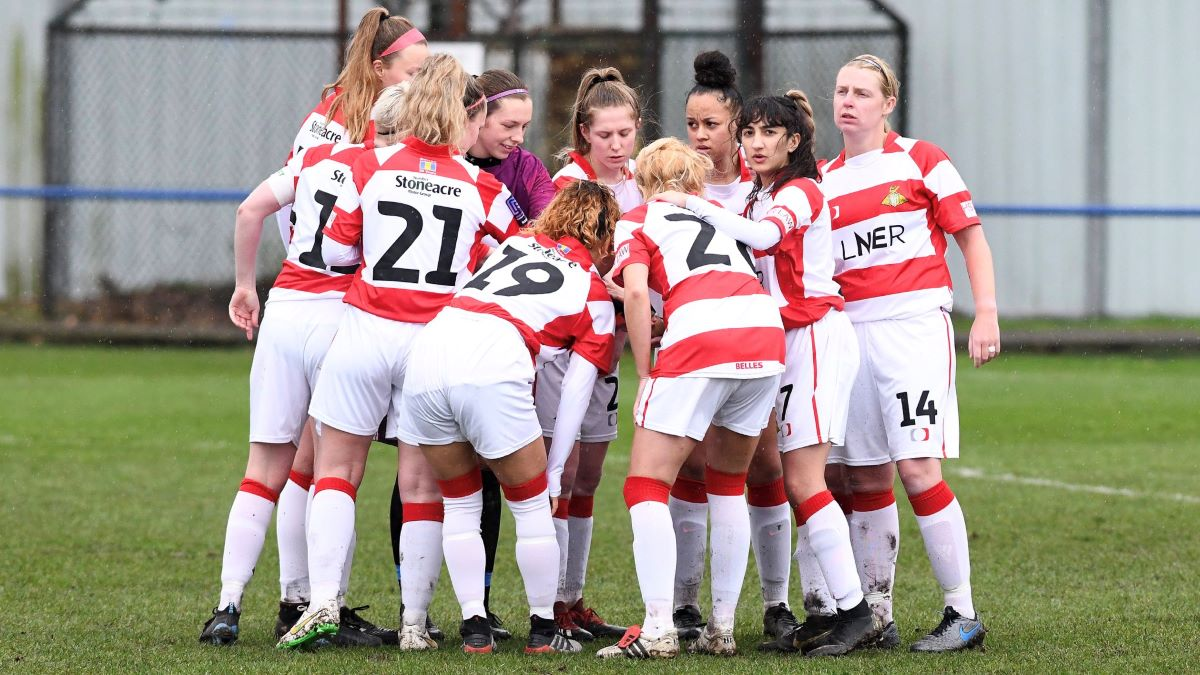 Doncaster Rovers Belles made it three wins in a row