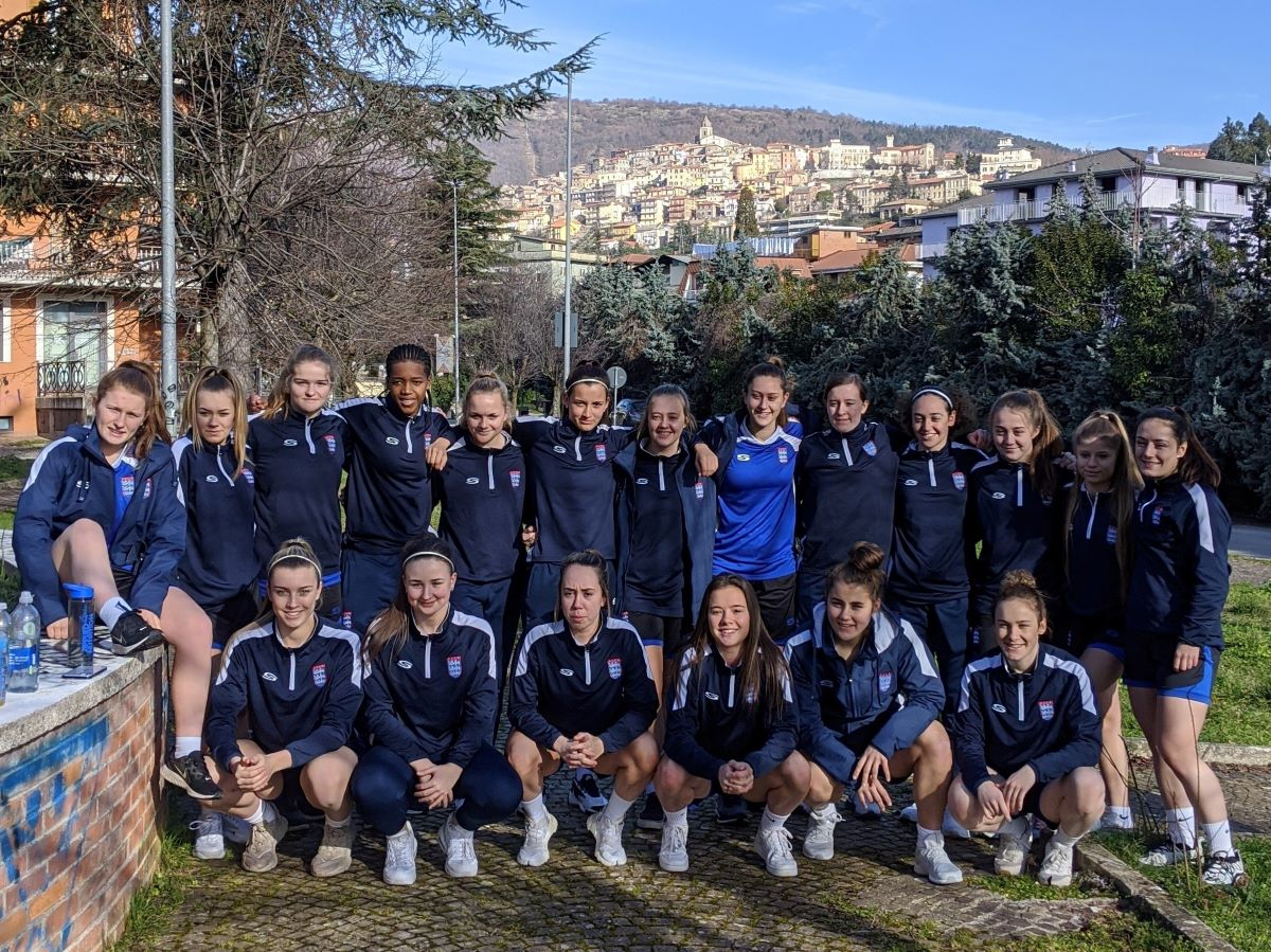 England Colleges squad unable to retian trophy